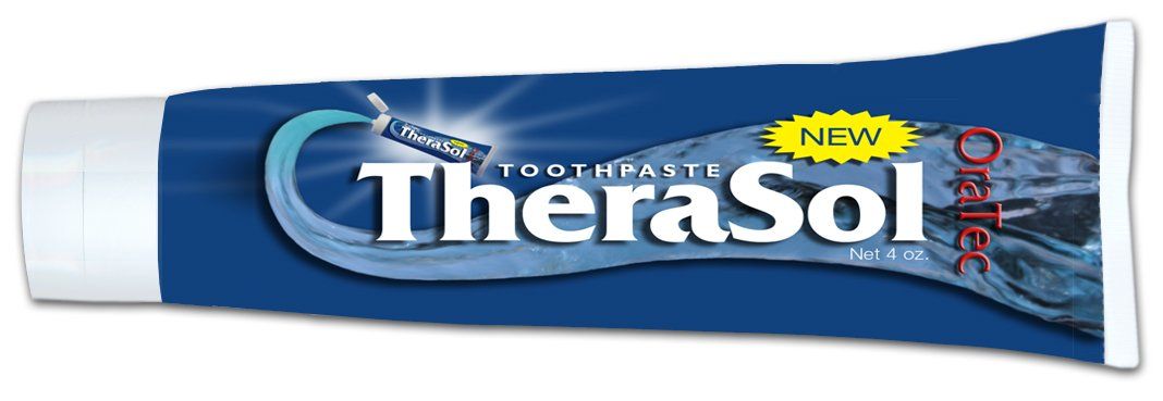 TheraSol Toothpaste Gel
