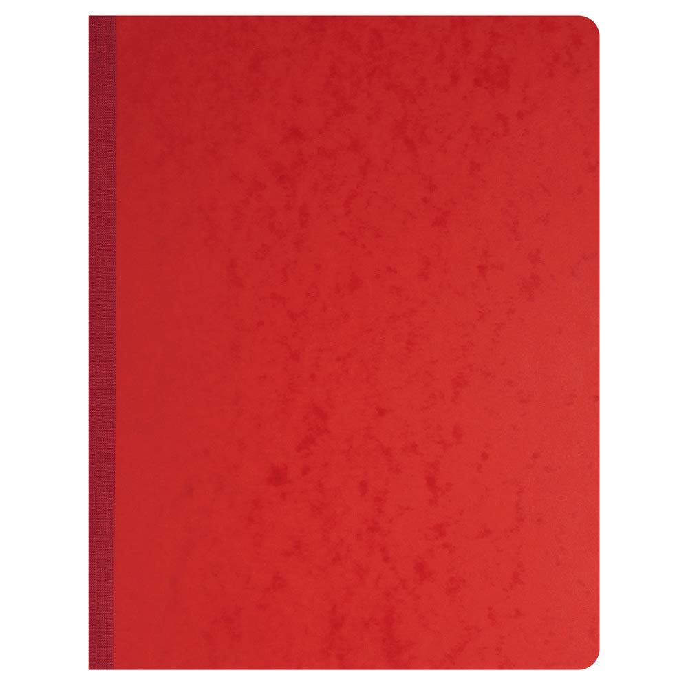 Exacompta 14060re Notebook Freshest With 80 Pages 32 x 25 cm, Red