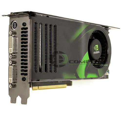 0DU356 Dell Geforce 8800gtx 768mb Pci-E Graphics Card