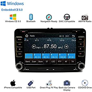 Amazon com: Android 9 0 system 9 inch Car stereo for