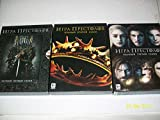 GAME OF THRONES SEASONS 1-3 15 DVD Russian Collection 3 Full Slip Digipacs