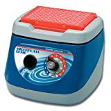"Scientific Industries SI-0400 MicroPlate Genie Mixer, 120V, 750-3200rpm, 6.5"" Width x 5.75"" Height x 6.5"" Depth"