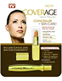 Jerome Alexander CoverAge Concealer anti-aging under eye concealer and skin care treatment all-in-one! New for 2015