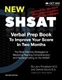 img - for New SHSAT Verbal Prep Book To Improve Your Score In Two Months: The Most Effective Strategies for Mastering Reading Comprehension and Revising/Editing on the SHSAT book / textbook / text book
