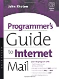 Programmer's Guide to Internet Mail will help you create and manage network applications using powerful Internet mail, directory, and domain name protocols and standards. It succinctly explains from a programmer's perspective not simply the primary I...
