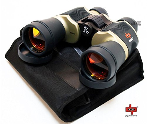 High-Quality-Outdoor-Bronze-Binoculars-Daynight-20x60-with-Pouch-By-Perrini-P600