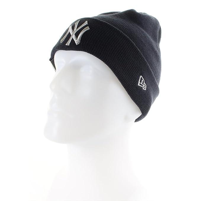Berretto League Ess Cuff Yankees New Era beanie lavorato a maglia ... 55b37d5897d6