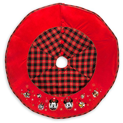 Disney Mickey Mouse And Friends Holiday Tree Skirt Passion Missions