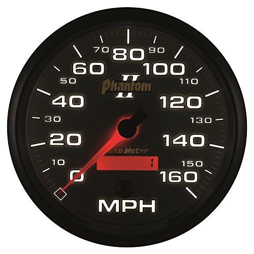 - Auto Meter 7589 Phantom II 5