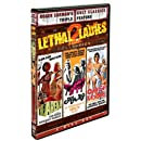 Roger Corman's Cult Classic's Lethal Ladies Collection 2 (The Arena / Cover Girl Models / Fly Me)
