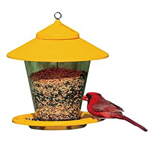 Cherry Valley Feeder Granary Style Bird Feeder, Colors may Vary