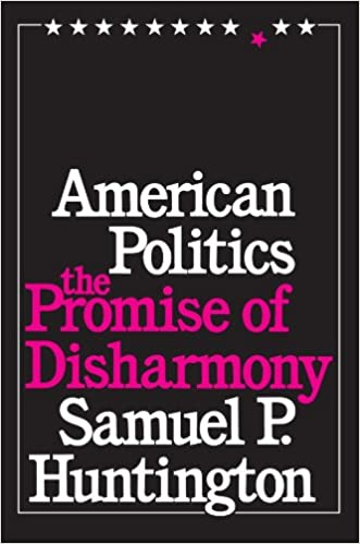 image for American Politics: The Promise of Disharmony