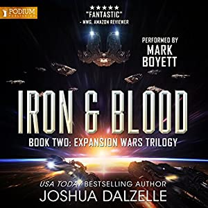 Iron & Blood Hörbuch