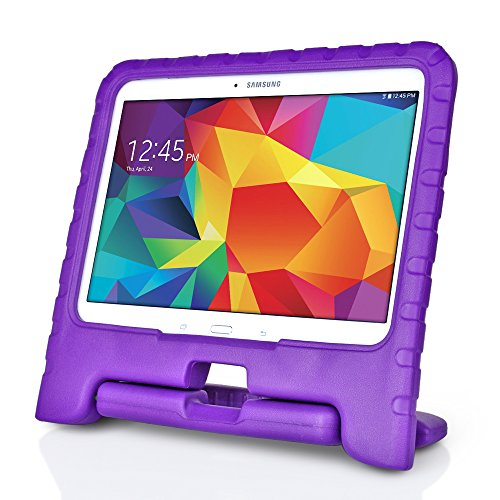 TNP Galaxy Shockproof Case Purple