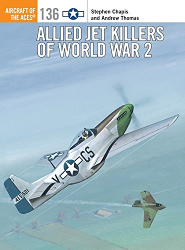 Jet Aircraft Sales - Allied Jet Killers of World War 2 (Aircraft of the Aces)