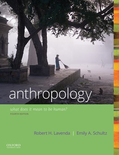 Anthropology: What Does it Mean to Be Human?
