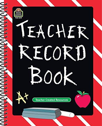 Pdf Teaching Teacher Record Book
