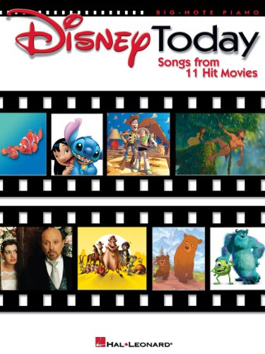Disney Today: Songs from 11 Hit - Hours Disney Today