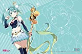 Vocaloid Hatsune Miku Racing 2018 Card Game Character Rubber Play Mat Collection Vol.223 Anime Art