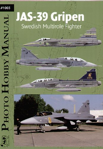JAS-39 Gripen - Swedish Multirole Fighter (Photo Hobby - Gripen Jas Fighters 39