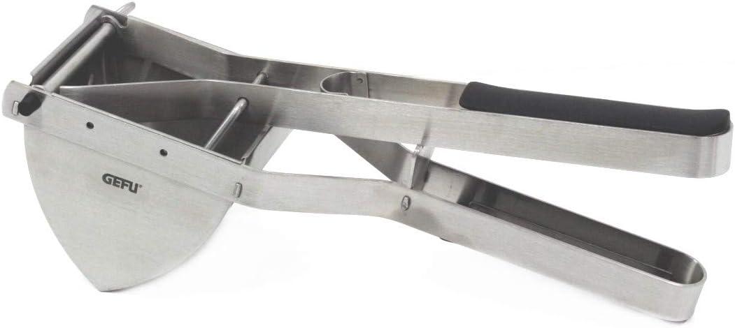 /Pressa per patate in acciaio inox H. Nr. Gefu 89145/