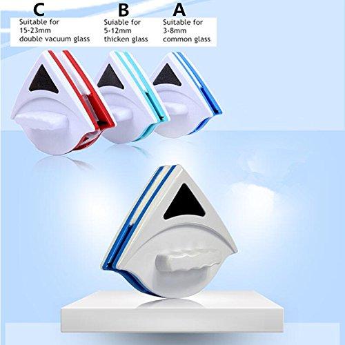 Generic D: nuevo magnético ventana de cristal Cepillo ...