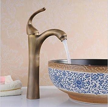 Aktionen Einzelne Bohrung Bad Badezimmer Waschbecken Wasserhahn ...