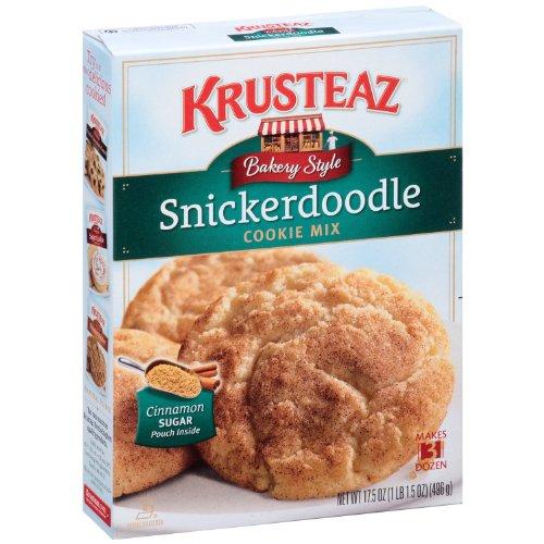 Krusteaz Bakery Style Cookie Mix Snickerdoodle