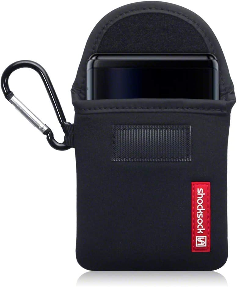 Shocksock Kompatibel Mit Samsung Galaxy Z Flip Neopren Elektronik
