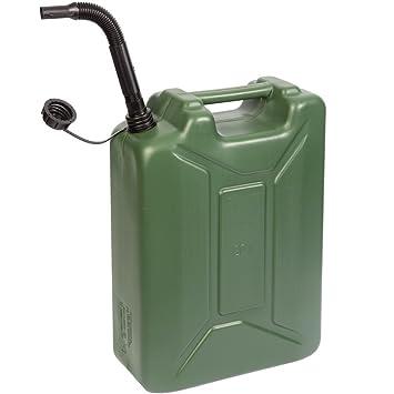 Extremely Kanister 20L mit Tülle, Trinkwasser und Benzin geeignet  IU56