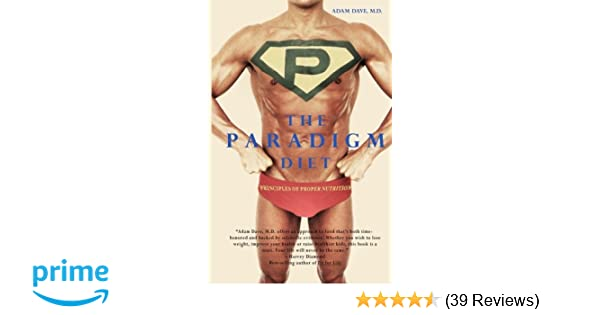 The paradigm diet md adam dave 9781463508616 amazon books fandeluxe Gallery