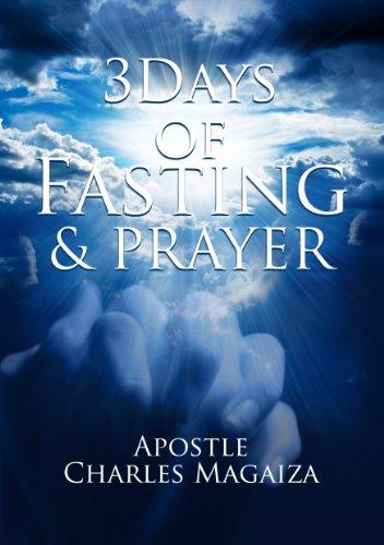 3 Days of Fasting & Prayer