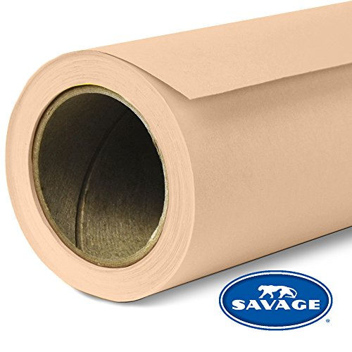 Savage Seamless Background Paper - #25 Beige (86 in x 36 ft) by Savage Universal (Image #4)