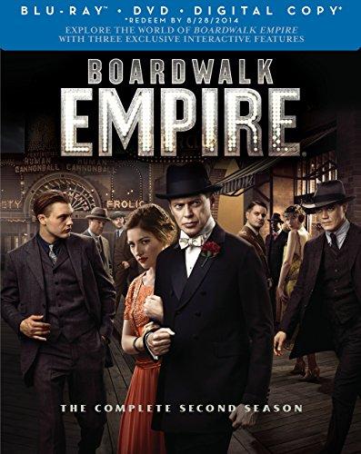 Boardwalk Empire: Season 2 (Blu-ray/DVD Combo + Digital Copy)