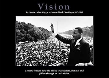 Amazon.com: Vision: Martin Luther King, Jr. (African-American ...