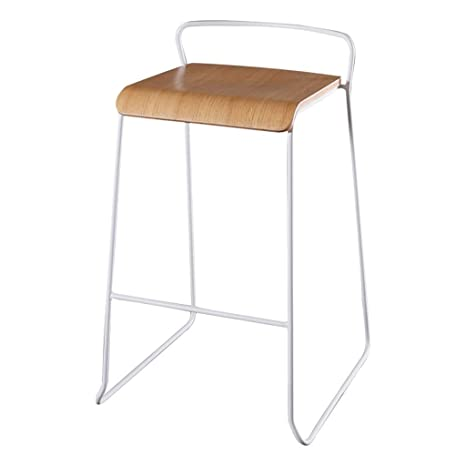 Swell Amazon Com Contemporary Bar Stool Fixed Height Barstool Ocoug Best Dining Table And Chair Ideas Images Ocougorg