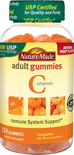Nature Made Vitamin C Adult Gummies (250 mg  per serving) Value Size 150 ()