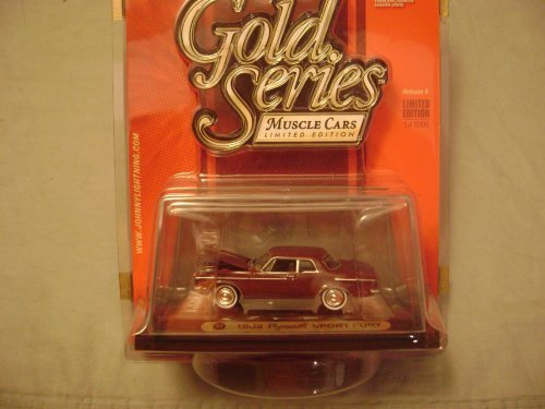 Johnny Lightning Gold Series R9 1962 Plymouth Sport for sale  Delivered anywhere in Canada
