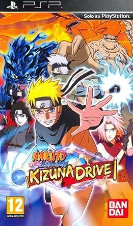 Naruto Shippuden:Kizuma Drive: Amazon.es: Videojuegos