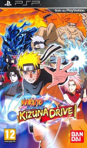 Amazon.com: Naruto Shippuden Kizuna Drive - PSP: Video Games