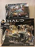 Mega Bloks Halo Covenant Drone Outbreak & Halo ODST Troop Battle Pack