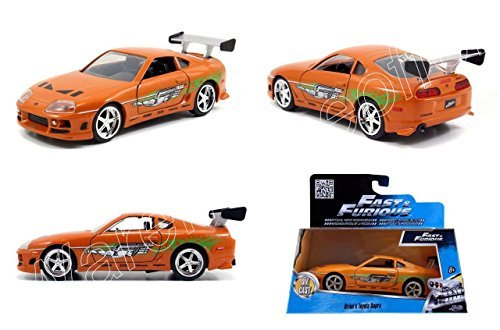 toyota supra model car diecast - 4