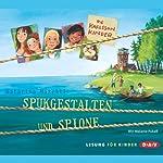 Spukgestalten und Spione (Die Karlsson-Kinder)   Katarina Mazetti