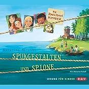 Spukgestalten und Spione (Die Karlsson-Kinder 1) | Katarina Mazetti
