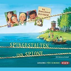 Spukgestalten und Spione (Die Karlsson-Kinder 1)
