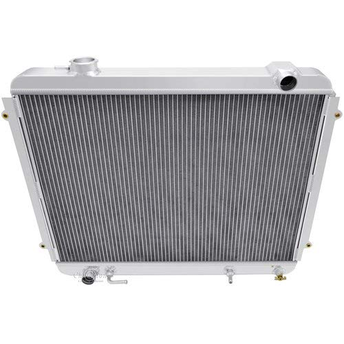 Champion Cooling Systems CC1778 All-Aluminum Radiator 1995-2004 Toyota Tacoma 2W ()