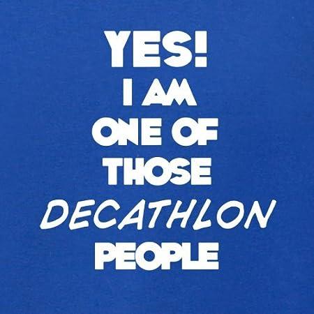 Yes. I Am uno de los decatlón personas - Cojín 41 x 41 cm ...