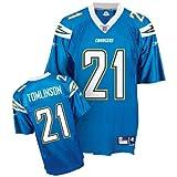 Reebok San Diego Chargers LaDainian Tomlinson Premier Alternate Jersey Large