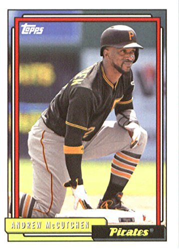Baseball MLB 2017 Topps Archives #268 Andrew McCutchen Pirates
