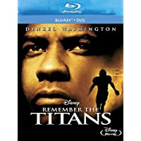 Deals on Remember The Titans Blu-ray + DVD Combo Pack
